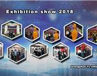 2018 Exhibitions Show