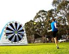 Inflatable Football Dart Board