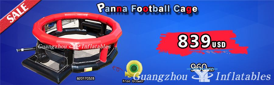 panna soccer cage