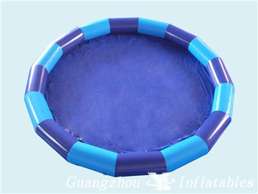 Inflatable Round pool for Water Games Equipment