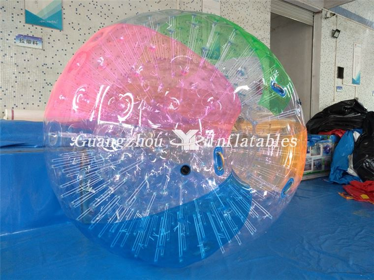 inflatable PVC  Zorb ball for water games