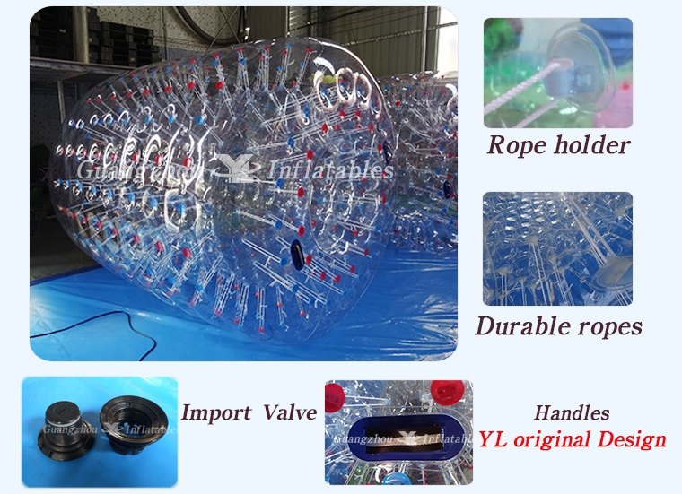 Factory Price Inflatable Water Ball, Inflatable Water Roller With Good Quality