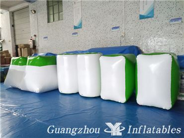 funworld inflatable paintball arena