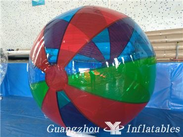 Multi-Color Water Bouncing Ball Giant Water Ball