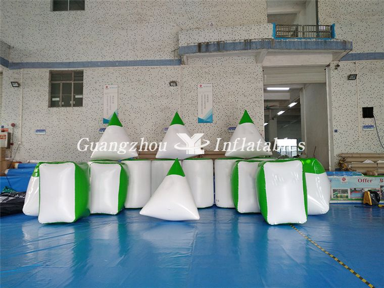 China paintball bunkers battle  inflatable