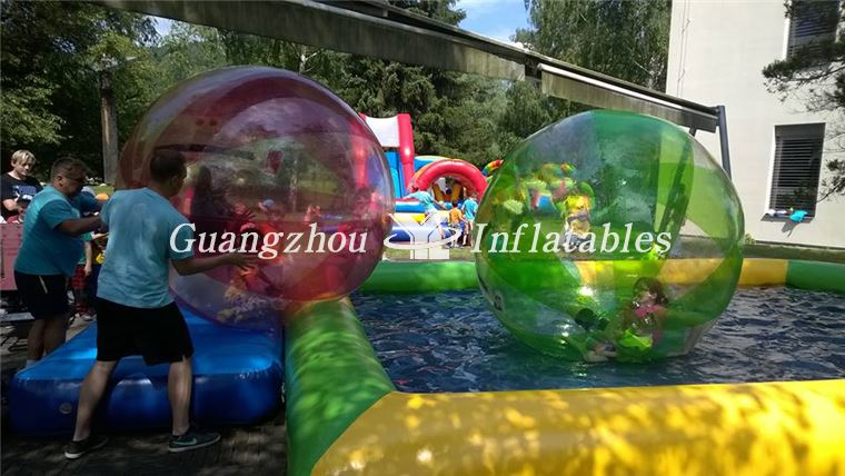 Inflatable Water Pool  Platform for Water Ball
