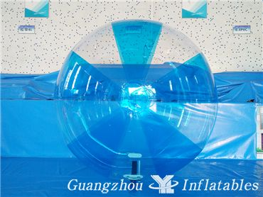 customized inflatable water ball