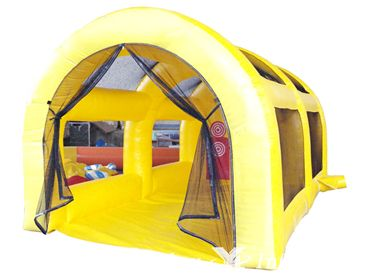 Inflatable Tent Cage