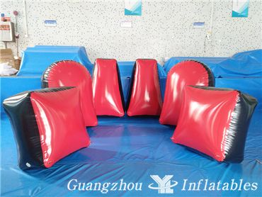 paintball obstacle game manufacturer