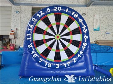 Attractive Single-Sided Inflatable Soccer Darts