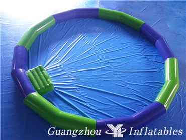 Inflatable Water Rolling Ball Pool