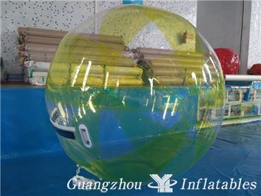 Giant Water Park Rolling Ball