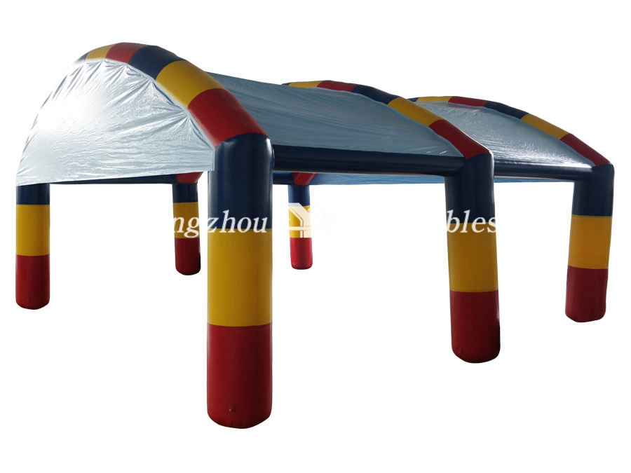 mini inflatable tennis court cover