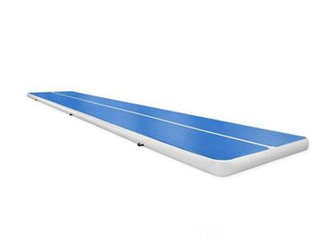 Air Track Gymnastics Tumbling Mat Air Floor for Home Use, Beach, Park, and Water