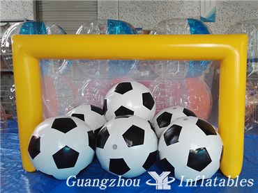 Inflatable Football Soccer Goal For Sports