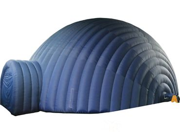 Blue Inflatable Tent