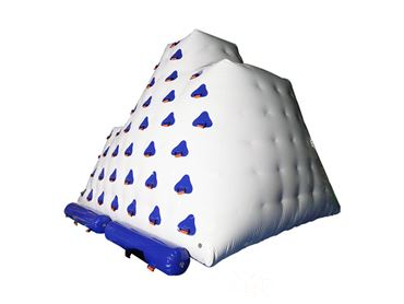 Inflatable Water Iceberg Climbing Wall