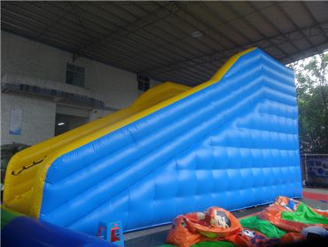 most popular commercial inflatable zorb ball ramp for sales