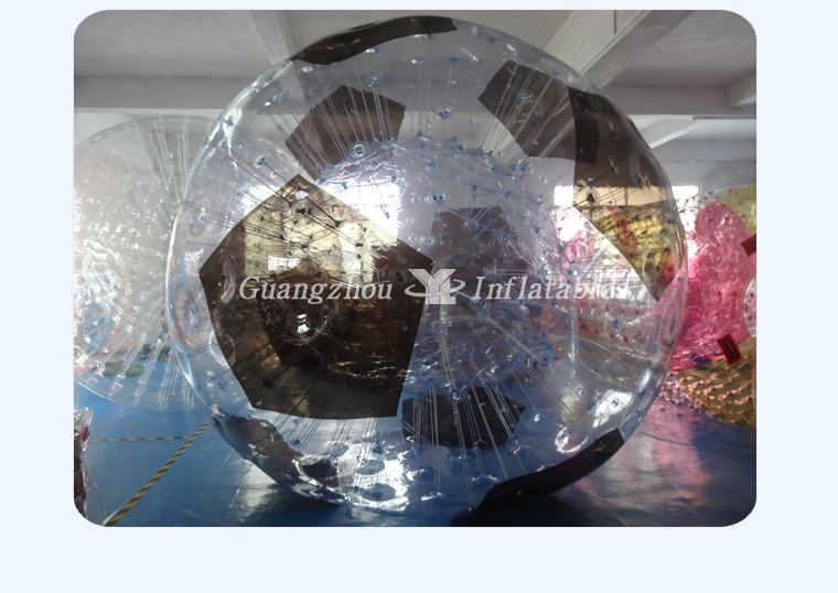 pvc-football-zorb Newest Attractive Nice Inflatable Zorb Ball Football Zorb Ball