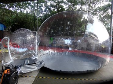 Newest Transparent Inflatable Show Ball