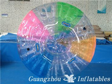 Colorful Inflatable Zorb Ball for Water Pool