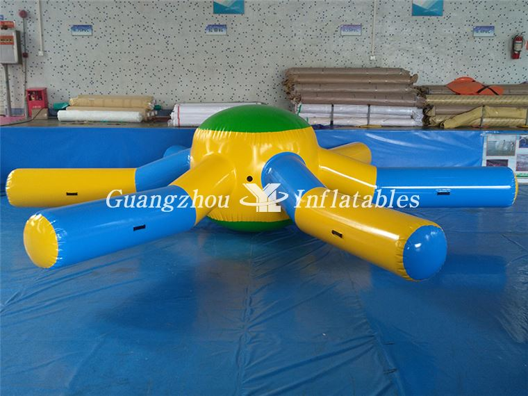 water seesaws inflatable  Saturn games for kids and adults