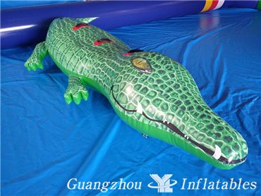 Inflatable Crocodile Banana Boat