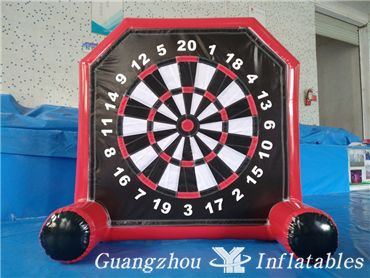 Big Promotion Soccer Darts Portable Foot dart for Party or Events