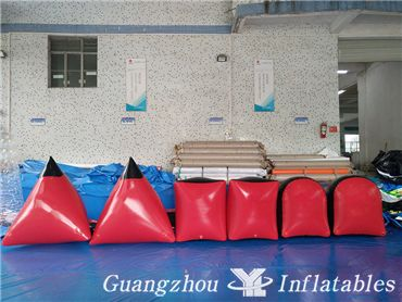 Sport Game Inflatable Paintball Bunkers