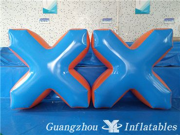 inflatable paintball bunker