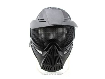 Paintball Game Face Mask Protection Full Face Mask in Archery Shooting Game