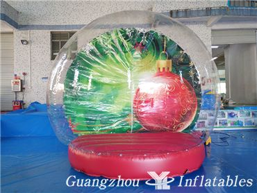 Customized Design Advertising Inflatable show Globes Ball for Kids and Adults, Logo Printed Show Ball