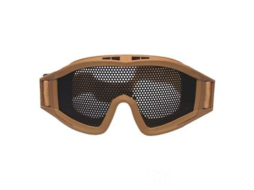 Inflatable Paintball Bunker Games Mesh Glasses