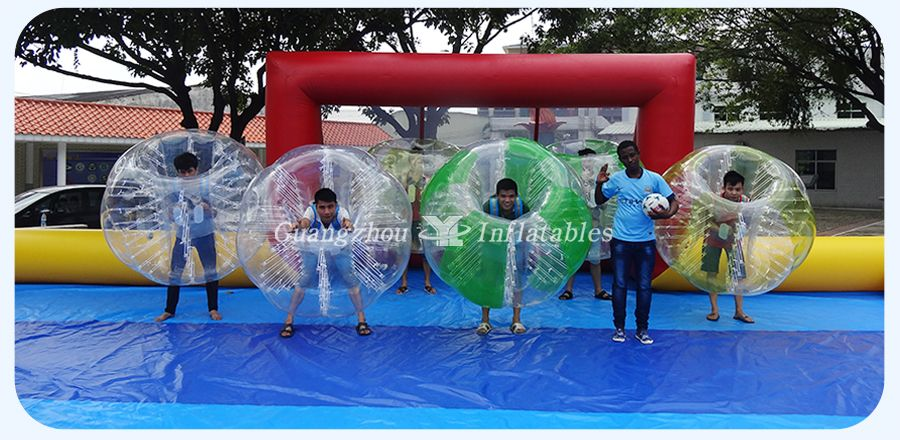 inflatable bumper ball for adults
