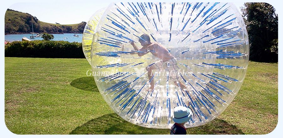 Zorb Rolling Ball human sized hamster ball